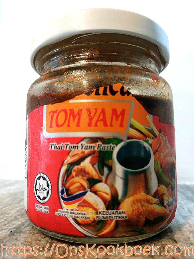 Tom Yam Paste