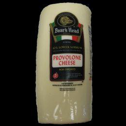 Een pak provolone kaas uit de winkel