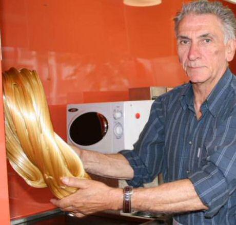 Artisanaal snoep maken: warme rek door Roger Thijs